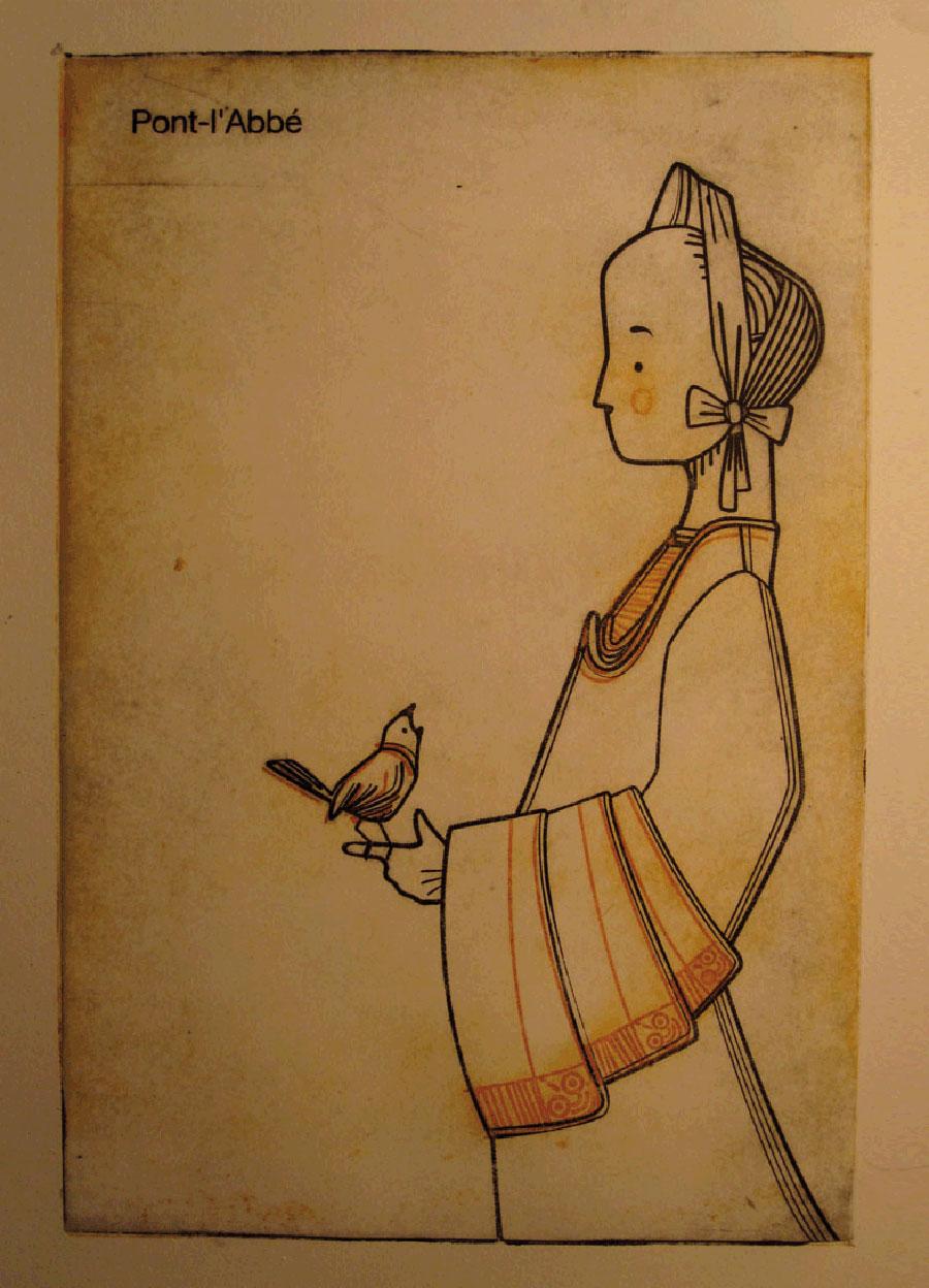 gravure bretonne mathieu hascoet